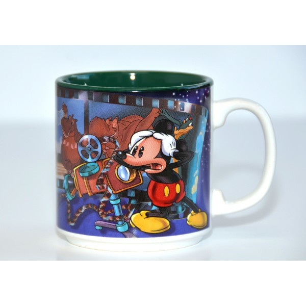 Disney Mickey Film Strip Mug