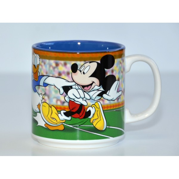 Walt Disney Classics Mickey the Winning team mug