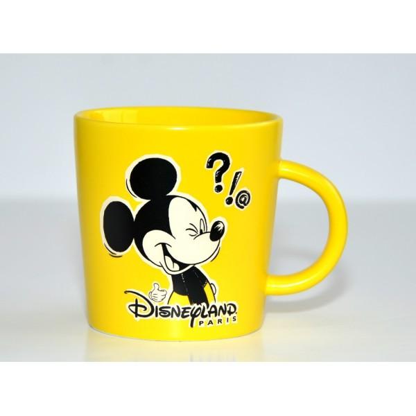 Disney Mickey Mouse Pop Art Mug