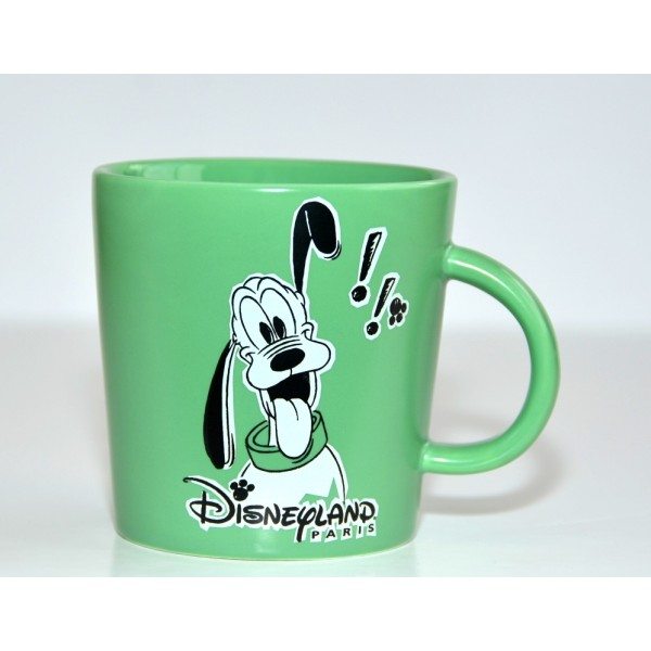 Disney Pluto Pop Art Mug