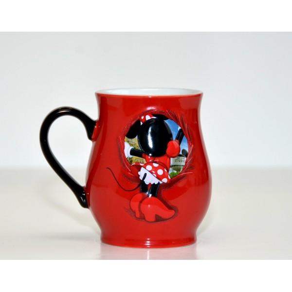 Disneyland Paris Minnie Mouse Burst Mug