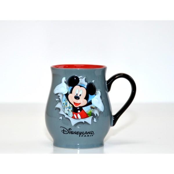 Disneyland Paris Mickey Mouse Burst Mug
