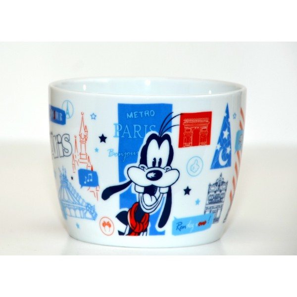 Disneyland Paris Parisian scene Large Mug, bowl