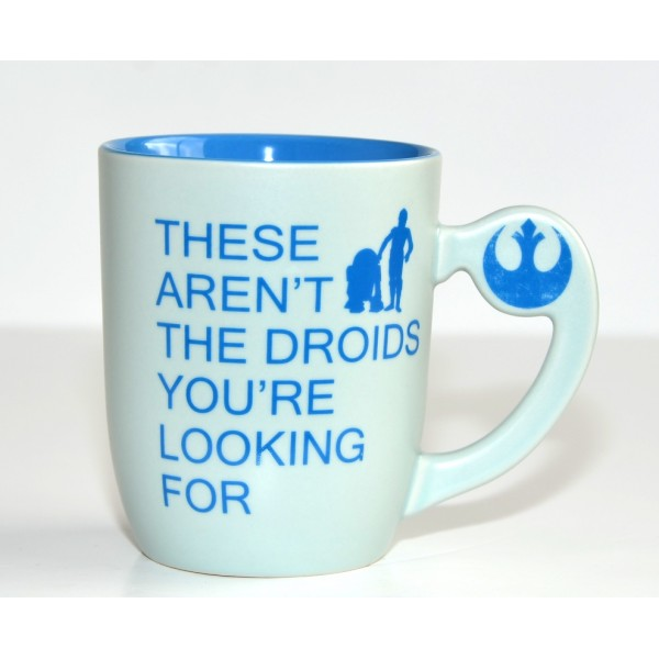 Star Wars Droid SW Collegiate Mug