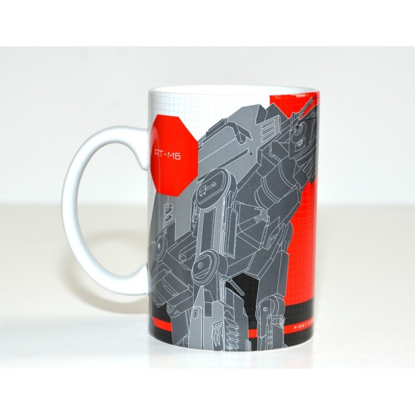 The Last Jedi- At-M6, Star Wars - Episode VIII mug