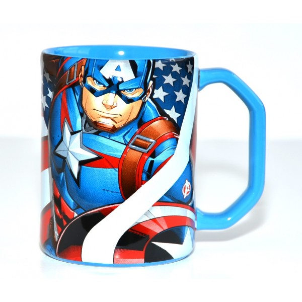Captain America Mug, Disneyland Paris