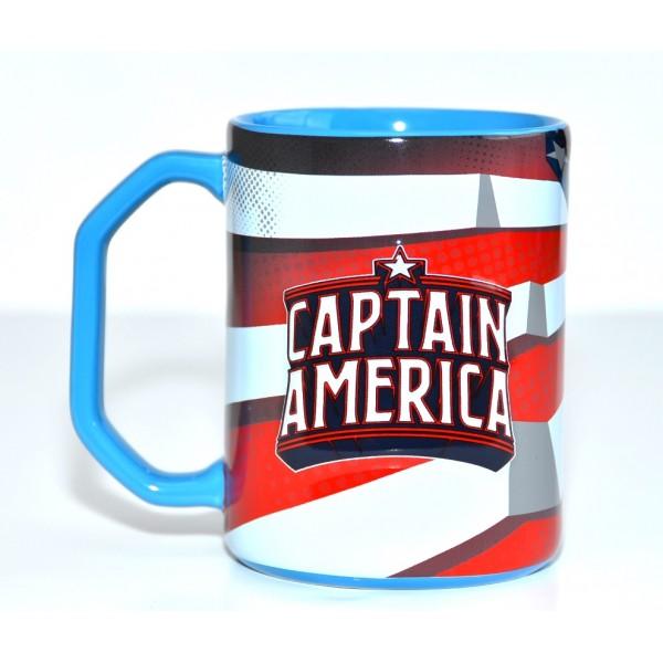 Captain America Mug, Disneyland Paris