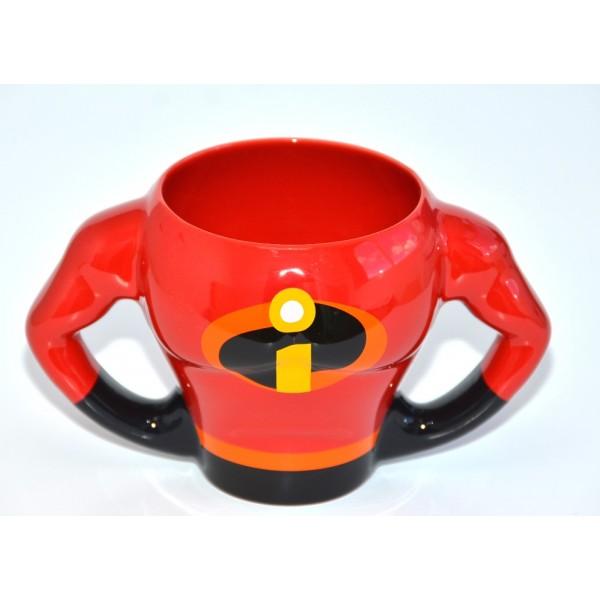 Disney Pixar Mr. Incredible 3D Mug.