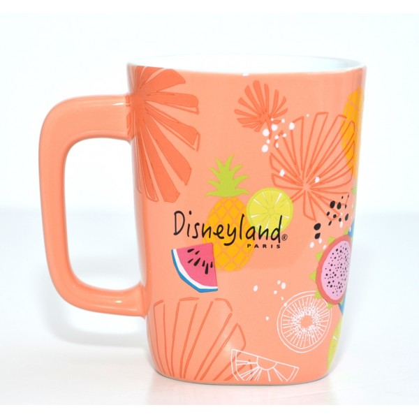 Ariel vitamin Mug, Disneyland Paris