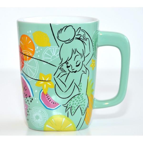 Tinkerbell vitamin mug, Disneyland Paris
