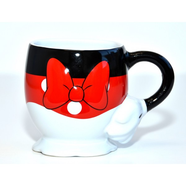 Minnie Mouse Fun Mug,Disneyland Paris