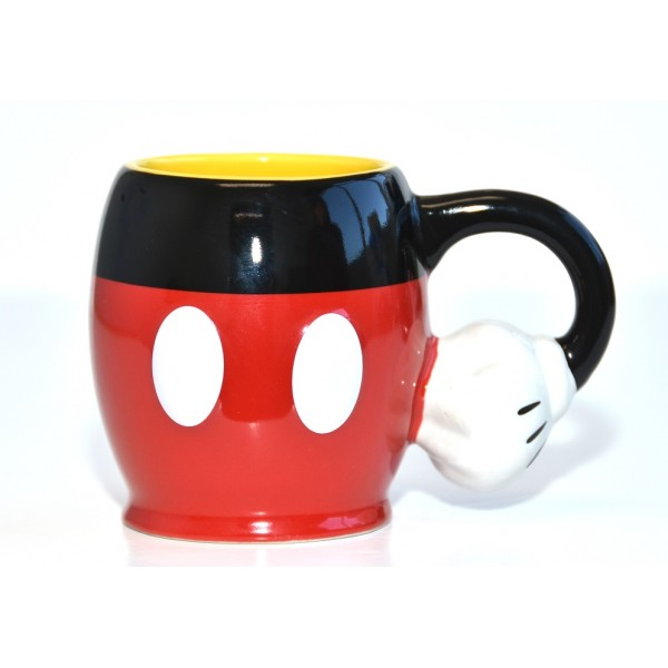Mickey Mouse Fun Mug, Disneyland Paris
