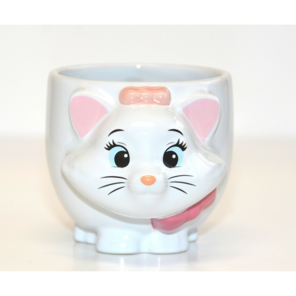 Disney Marie from The Aristocats 3D mug, Disneyland Paris