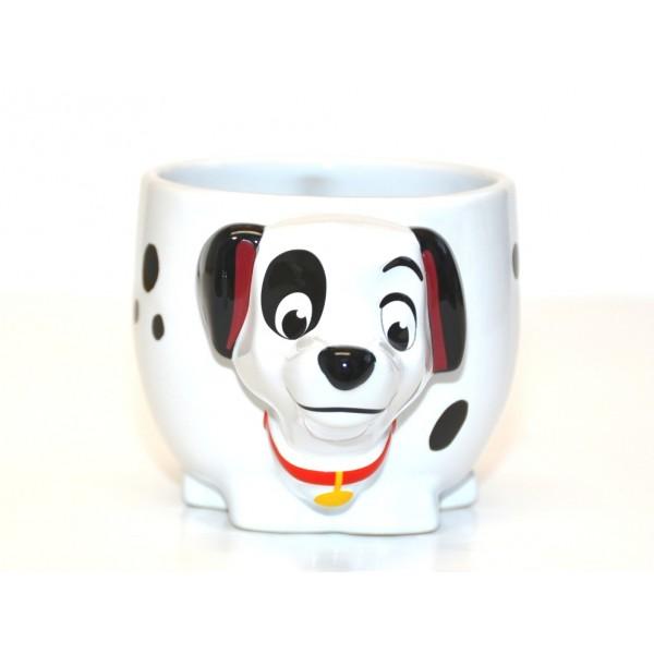 101 Dalmatian large 3D mug, Disneyland Paris