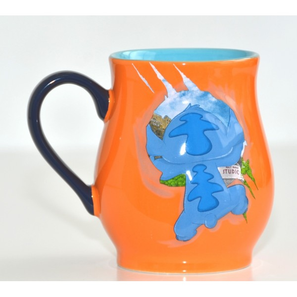 Stitch Burst Mug, Disneyland Paris