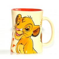 Simba Character Portrait Mug - Disneyland Paris