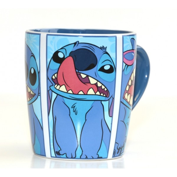 Stitch Ray Mug, Disneyland Paris