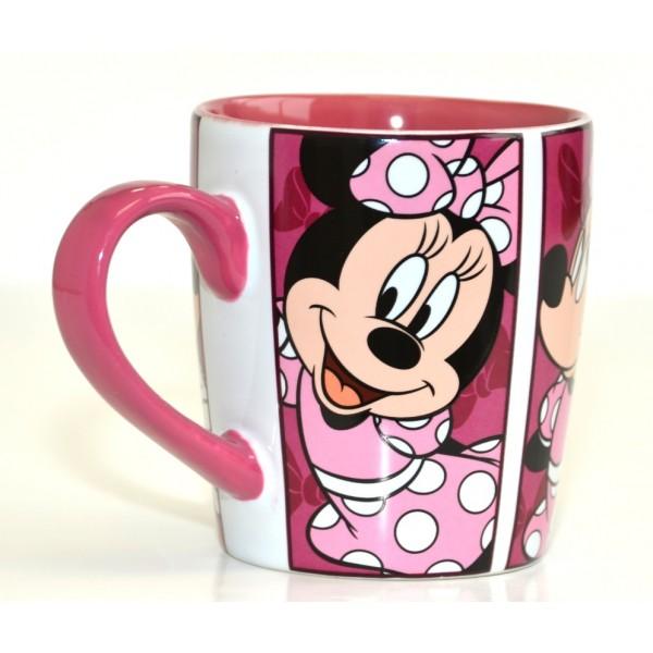 Minnie Mouse Ray Mug, Disneyland Paris