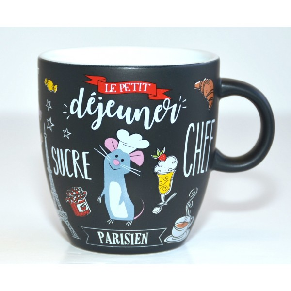Disney Gourmet Mug, Disneyland Paris