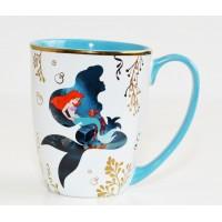 Disneyland Paris Ariel The Little Mermaid film mug