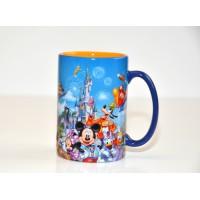 Disney Storybook Attractions Coffee Mug