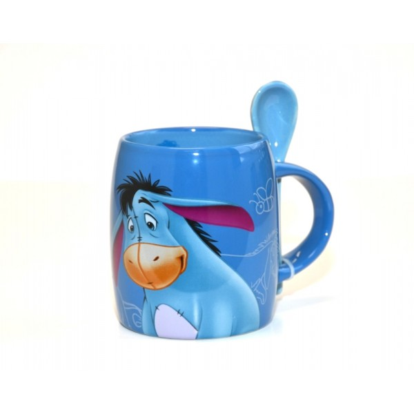 Eeyore Mug and Spoon