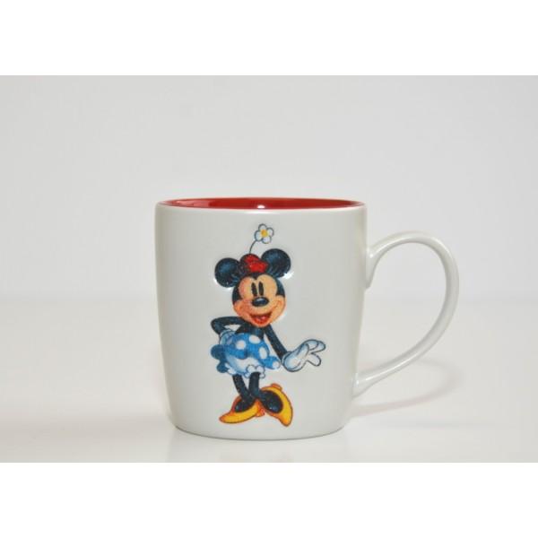 Disney Minnie Mouse Glitter Mug
