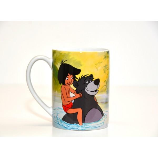 Disney Best Friends Baloo and Mowgli Mug