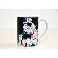 Best Family 101 Dalmatians Mug, Disneyland Paris