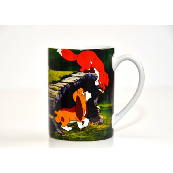 Disney Best Friends Fox and the Hound Mug