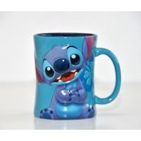 Disney Character Portrait Stitch Mug