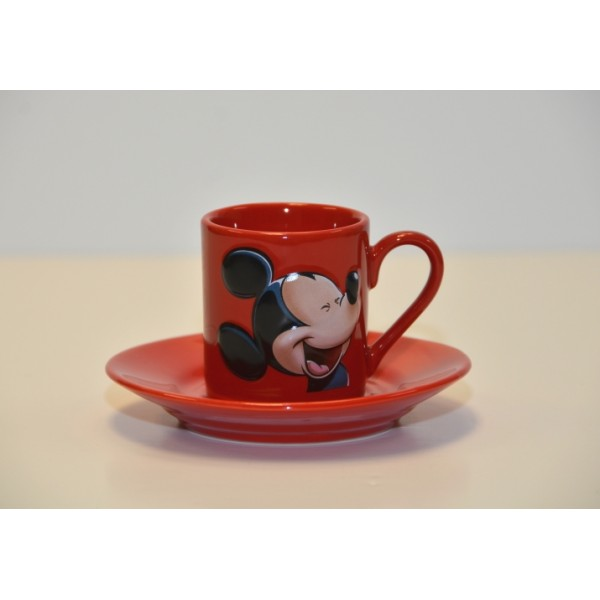Disney Mickey Mouse Espresso Cup and saucer