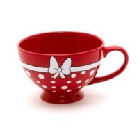 Disneyland Paris Minnie Mouse Spot Cup