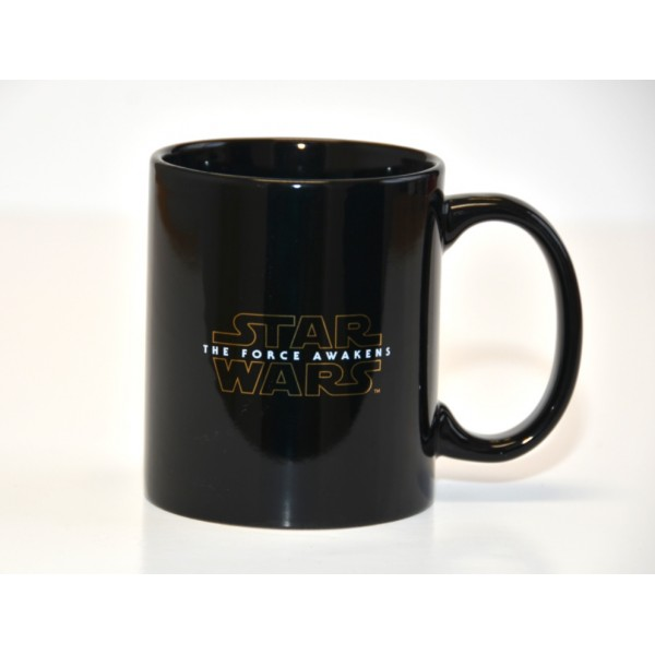 Star Wars The Force Awakens exclusive mug