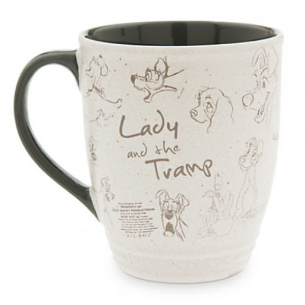 Lady and the Tramp - Disney Classics Coffee Mug
