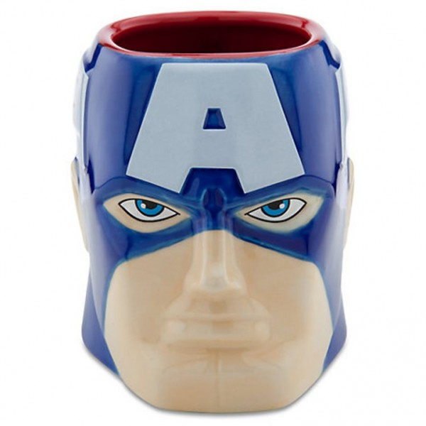 Marvel Captain America 3D Mug