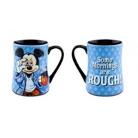 Mickey Mornings Espresso cup, 7H7cm (2.7inc)