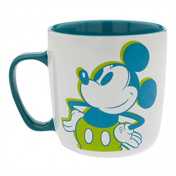 Mickey Mouse Colour Contrast Mug