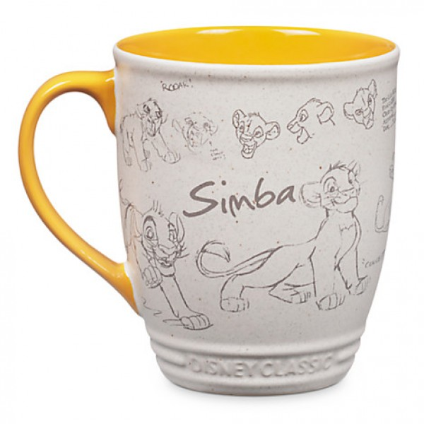 Simba (Lion King) - Disney Classics Coffee Mug