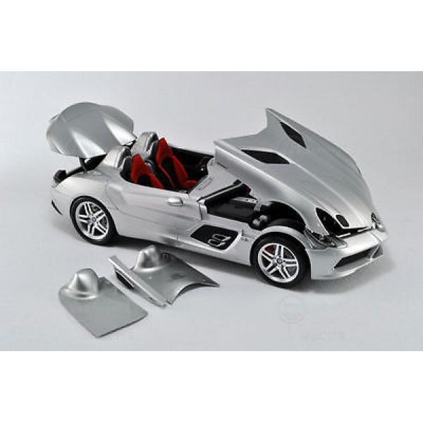 1:18 SLR McLaren Stirling Moss (Original Mercedes-Benz box)