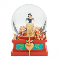 Disney Art of Snow White Snow Globe
