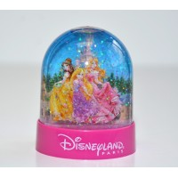 Disney Princesses Plastic Snow Globe