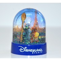 Disneyland Paris Ratatouille Snow Globe