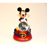 Mickey Mouse Musical Snow globe
