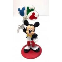 Mickey Mouse Photo Picture Figurine Clip Frame, Disneyland Paris