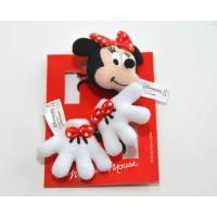 Disneyland Paris Minnie mouse Elastic hair band