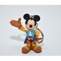 Mickey Mouse Disneyland Paris 25th Anniversary key ring