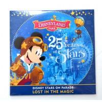 Disneyland Paris 25th Anniversary CD 'Lost In The Magic' Disney Stars On Parade