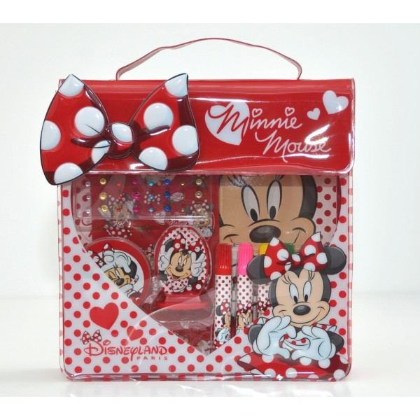 Disney Minnie Mouse Activity Set bag