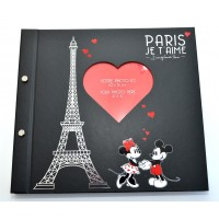 Mickey and Minnie Photo Album Scrapbooking